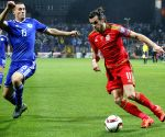 BOSNIA AND HERZEGOVINA-ZENICA-SOCCER-UEFA EURO 2016 QUALIFYING MATCH