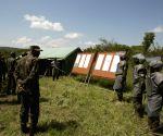 RWANDA GATSIBO UNEXPLODED ORDNANCE DEMOLITION