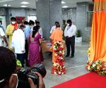 Free Photo: Gautam Buddha Nagar: CM Yogi inaugurates Sector 39 Kovid Hospital