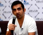 Gautam Gambhir visited school shut for renovation since Oct