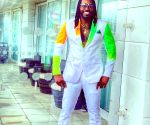 Free Photo: Gayle's 'India-Pakistan' suit ahead of WC 2019 clash
