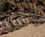 Gaza: Israeli strike