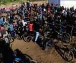 MIDEAST GAZA BICYCLES MARKET