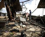 MIDEAST GAZA MILITARY