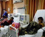 MIDEAST GAZA CANCER TREATMENT