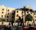 MIDEAST GAZA CEASEFIRE