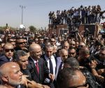 MIDEAST GAZA PALESTINE PM HAMDALLAH