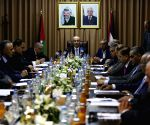 MIDEAST GAZA CABINET MEETING
