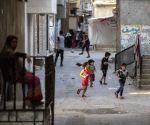 MIDEAST GAZA REFUGEE