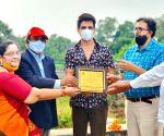 GCOT presents Gramodaya Bandhu Mitra award to Sonu Sood