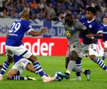 GERMANY GELSENKIRCHEN FOOTBALL UEFA CHAMPIONS LEAGUE