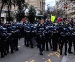 Paris police order stores closed over banned demonstration