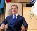 SWITZERLAND GENEVA ILO CENTENARY SESSION MEDVEDEV