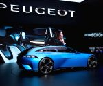 SWITZERLAND-GENEVA-87TH INTERNATIONAL MOTOR SHOW-NEW ENERGY VEHICLES