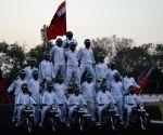 Multi Activity Display at Rajyavardhan Stadium of Officers Training Academy
