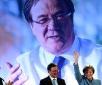 German CDU leaders back Laschet as Chancellor pick