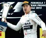 SPAIN GP RACE
