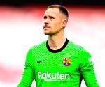 German goalkeeper ter Stegen ruled out of Euros