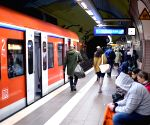 Germany aims to switch to train for domestic travel to cut emissions