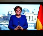 Germany takes over EU presidency in 'difficult time'