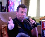 Lothar Matthaus' press conference
