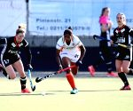 Germany thrash India 5-0 in first women's hockey match