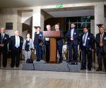 SWITZERLAND-GENEVA-SYRIA PEACE TALKS-LATEST ROUND