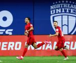 Late goal helps NorthEast draw game after Kerala take 2-goal lead