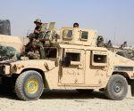 AFGHANISTAN GHAZNI MILITARY OPERATION