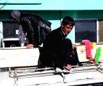 AFGHANISTAN GHAZNI ROCKET ATTACK