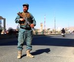 AFGHANISTAN GHAZNI MILITARY OPERATION MILITANTS