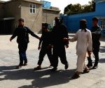 AFGHANISTAN-GHAZNI-SUSPECTED TALIBAN MILITANTS