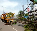 Storm havoc in Hyderabad