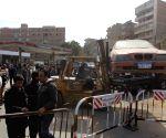 EGYPT GIZA BLAST