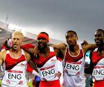 Men's 4X100m relay final
