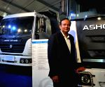 Ashok Leyland Press Conference
