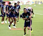 COSTA RICA-SAN ANTONIO DE BELEN-WORLD CUP-TRAINING