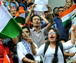 Demonstration to press for Gorkhaland