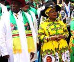 ZIMBABWE GOROMONZI ZANU PF PARTY CONFERENCE