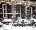 CROATIA GORSKI KOTAR SNOW