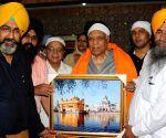 Chhattisgarh Governor visits Golden Temple