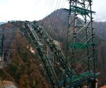 Free Photo: Goyal's tweet on new rail bridge on Chenab wows Twitterati