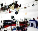(SP)SPAIN GRANADA WORLD WINTER UNIVERSIADE SNOWBOARD