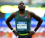 60m hurdles sexier than a sprint: New world indoor champ Holloway