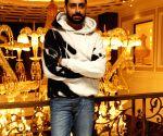"""Grater Noida: Promotion of film """"Manmarziyaan"""" - Abhishek Bachchan"""