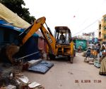 GHMC's Demolition Drive