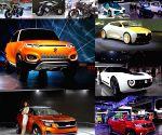 Greater Noida: Auto Expo 2018