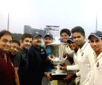Greater Noida: India Blue clinch Duleep Trophy in style