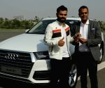 Greater Noida: Virat Kohli gets Audi