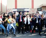 Greater Noida: Maruti Suzuki promote PehniKya Flash Mob